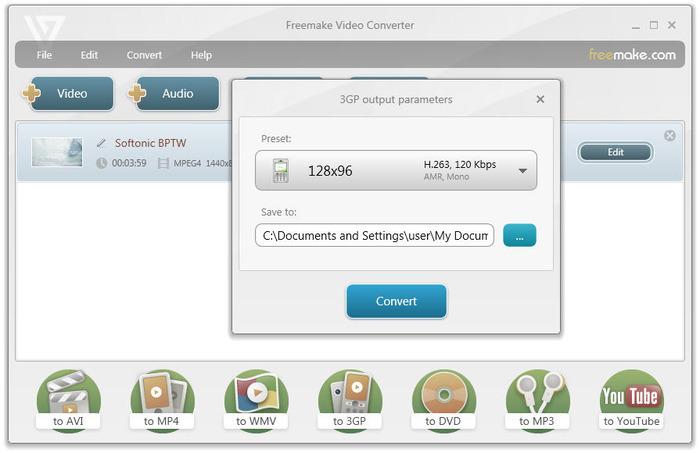 Resultado de imagen para Freemake Video Converter