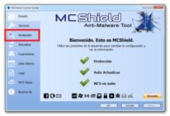 Imagen MCShield 3.0.5.28