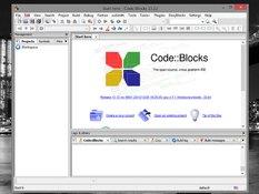 Image Code::Blocks 13.12