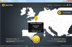 Image Cyberghost VPN 5.0.14.7