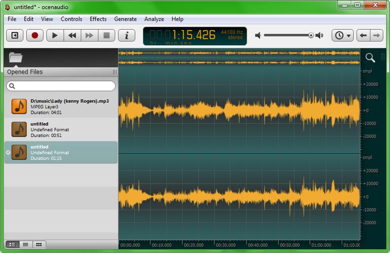 descargar audacity 2.0.6