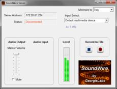 Imagen SoundWire Server 1.9