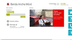 Imagen Vodafone Mobile Broadband for Windows 8 1.1.0.677