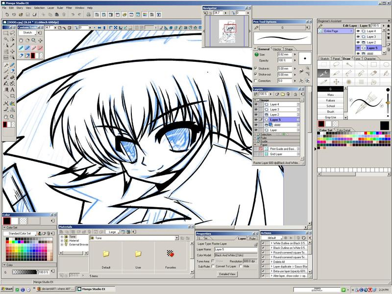 manga studio debut 4 torrent