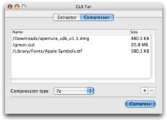 Imagen GUI Tar 1.2.1