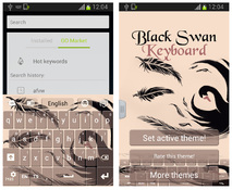 Imagen Black Swan Keyboard 1.9
