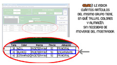 Imagen CAJA 5 TPV Comercios Tallas y Colores 8.8.8.0.71