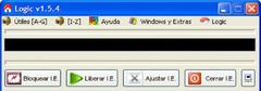 Imagen Logic 1.5.4 (Windows 2000)