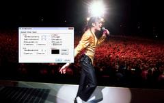 Imagen Michael Jackson Screensaver