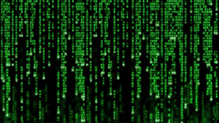 Imagen Official Matrix Screen Saver 5.00 (by Warner Bros)