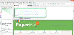 Imagen CoffeeCup HTML Editor 2005F