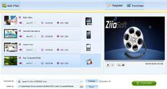Imagen Ziiosoft Total Video Converter 2.1.32