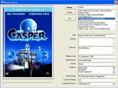 Imagen Auto DVD Labeler 1.3