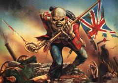 Imagen Iron Maiden Fondo de escritorio