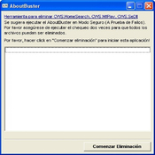 Imagen AboutBuster 6.07