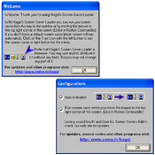 Imagen Hagai's Screen Saver Loader 1.0