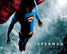 Imagen Superman Returns Desktop Theme 1.1