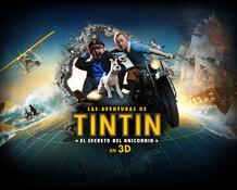 Imagen Las Aventuras de Tintin Wallpaper Pack