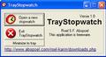 Tray Stopwatch - Imagen 2