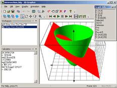 Imagen 3D Grapher 1.2