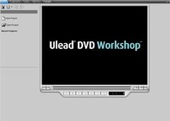 Imagen Ulead DVD Workshop 2.0