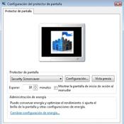 Imagen Security Screensaver 2.0