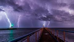 Imagen Storm Windows 7 Theme