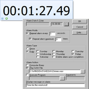 Imagen Virtual Stopwatch 2.13a
