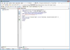 Imagen AceHTML 5.08.5