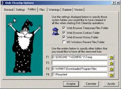 Imagen Disk Cleanup 5.2