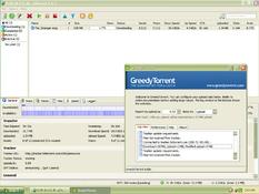 Imagen GreedyTorrent 1.0.1 Beta 170