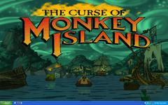 Imagen The Curse of Monkey Island Desktop Theme V2