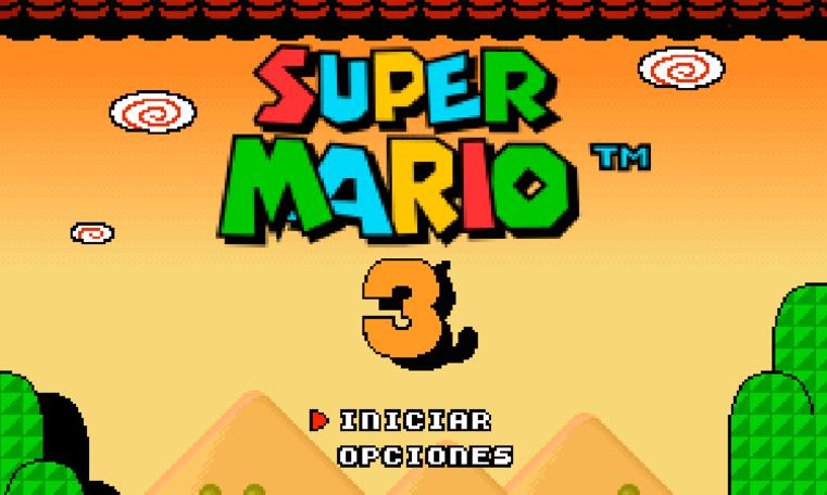 Super Mario Bros 3 Descargar