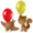 globos bebe