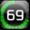 Battery Solo Widget
