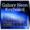 Galaxy Neon Keyboard