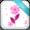 Flowers Keyboard Pink