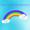 Keyboard Cute Rainbow